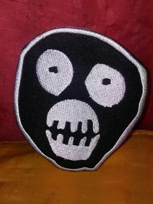 The Mighty Boosh Embroidered Patch Iron-on Good Luck Magic Charm