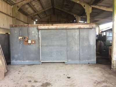 Insulated Store Timber Kiln Cold Store Refrigeration