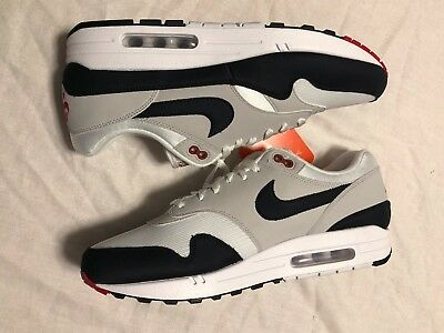 Details about DS Nike Air Max 1 Anniversary Obsidian 908375 104 size 11 OG New