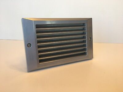 Xenon Step Light Louver National Specialty Lighting NOS   3 Colors Available