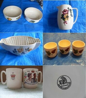 New Devon Pottery Collection - Very Good Condition