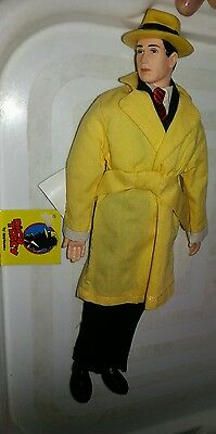 Mint*vintage*dick Tracy*original*w*tag*doll*unused*1 Of 6*applause*w Beatty