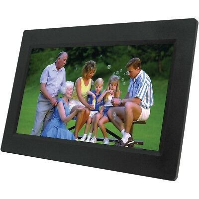 """TFT/LED Digital Photo 10.1"""" Frame With Auto slideshow When Inserting Memory Card"""