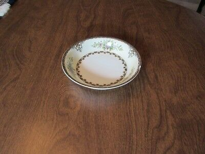 Noritake china, Castella Pattern.  Introduced 1918, discontinued.