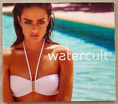 Catalogue Grand Format Lingerie Watercult 2017 34x30