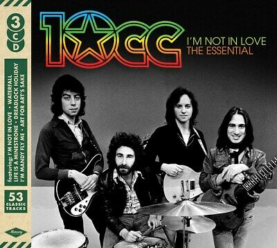I'm Not in Love: The Essential 10cc - 10cc (Album) [CD]