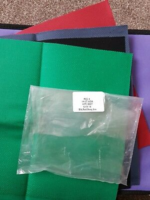 "14 COUNT AIDA BUNDLE. ASST CROSS STITCH/EMBROIDERY AIDA FABRIC 12""x14"""