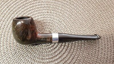 Pfeife pipa pipe PETERSON'S Sterling Silver Limited Edition 59/200  o.Fi.  NEU