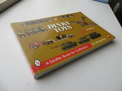 Classic Miniature Vehicles: DINKY TOYS revised 5th edition Edward Force Schiffer