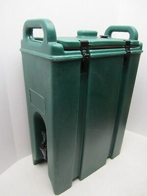 CAMBRO Green 500 LCD beverage Dispenser HOT & COLD Coffee (Smells like Coffee)