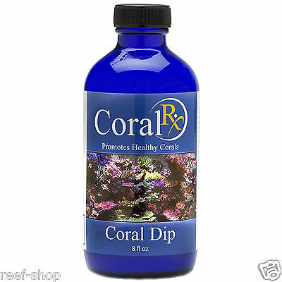 Coral RX Regular Coral Dip 8 oz Coral Pest Eradication & Cleaning FREE USA SHIP