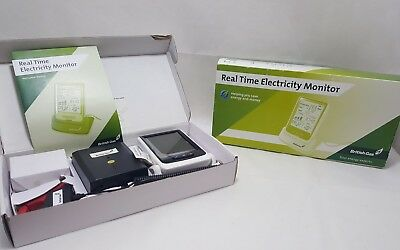 British Gas Real Time Electricity Monitor Energy Usage Meter CC128