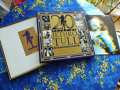 Jethro Tull ♫ 20 Years Of Definitive Collection ♫ Rare 5 Lp Box Set ♫  #4