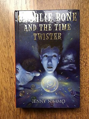 Children of the Red King: Charlie Bone and the Time Twister 2 by Jenny Nimmo HC
