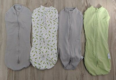 Lot of Four Swaddle Me Pod Swaddlepod Unisex (Newborn) SwaddleMe