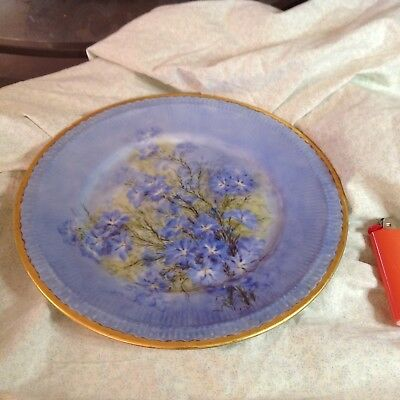 Wembley ware not but painted by alva gooden