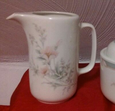 "Noritake Deerfield 9159 Keltcraft Misty Isle Creamer Cream Pitcher 4.25"" Ireland"