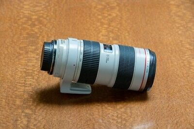 Canon 70-200 F/2.8L IS USM