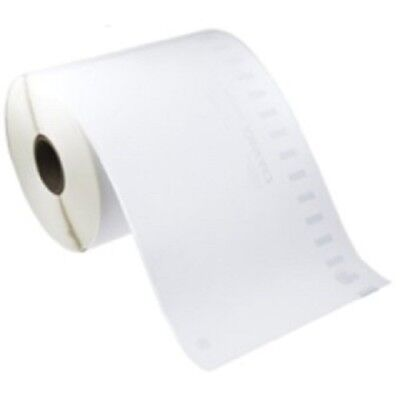 Unbranded 1 x Dymo 4XL Thermal Label Roll 104 mm x 159 mm Postage Shipping Label