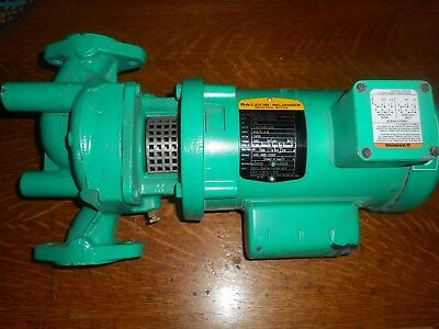 Wilo 2705037 IPL 1.5 38/90-2 Inline Centrifugal Circulator Pump