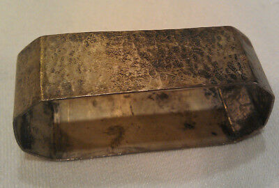Antique R Wallace Sterling Silver Napkin Ring 148
