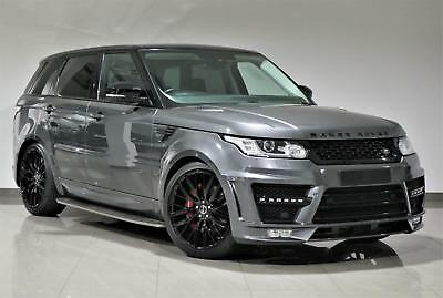 2014 Land Rover Range Rover Sport SVR Supercharged Autobiography Conversion