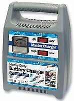 6/12V 12 AMP BATTERY CHARGER Automotive Fittings - CV85444