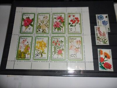Motive   Blumen   Block** --5