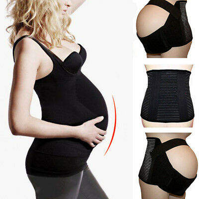 US Pregnant Maternity Belt Support Corset Girdle Postpartum Recovery Shapewear