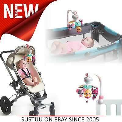 a699c9bc30d4 TINY LOVE TAKE Along Meadow Days Musical Baby Mobile│Universal ...