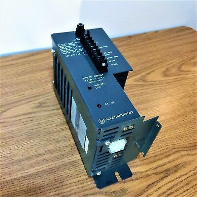 Allen Bradley 1771-Pa  120/220Vac ...5.2Vdc Power Suppy