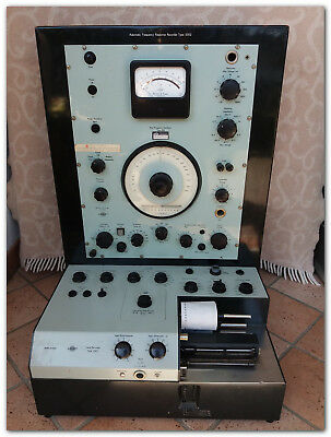 Brüel&Kjaer - Automatic Frequency Response Recorder Type 3302