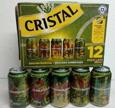 5 Can Set from Chile. Excellent condition.