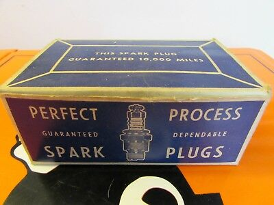 Vintage NOS Champion Spark Plugs * 14 MM * H-10* Rare Find*