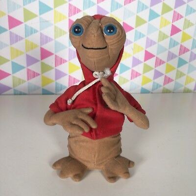 Vintage ET Extra Terrestrial soft plush from Universal Studios Soft Plush Toy