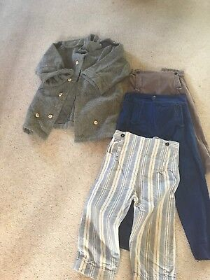 Napoleonic Authentic Boys Clothing. Lot of several items