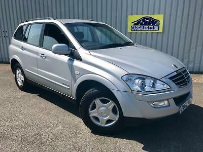 2011 Ssangyong Kyron 2.0TD S 2WD - FSH. LOW MILEAGE.