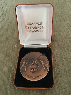 2006 Commonwealth Games Medal