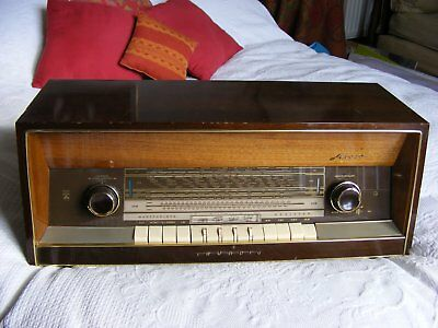 Poste Radio a lampes GRUNDIG 5299 stereo