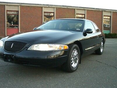 1997 Lincoln Mark Series LSC 1997 Lincoln Mark VIII LSC, Black on Black, BEAUTIFUL CONDITION