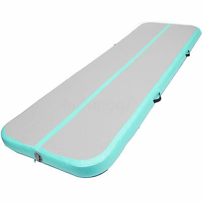 300*90*10 Inflatable Air Track Tumbling Floor Gymnastic Practice Training Mat Y