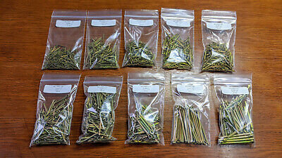 1400 Piece Cotter Pin Assortment - Aircraft Hardware