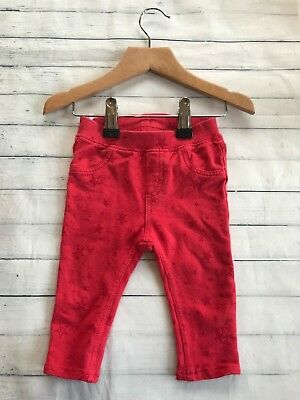 Baby Girls Clothes 3-6 Months - Cute Jeggings Leggings Trousers -