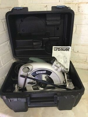 Erbauer ERB1590L 1500w 190mm Circular Saw With Laser Guide