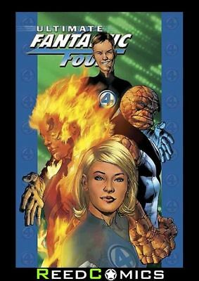 ULTIMATE FANTASTIC FOUR VOLUME 1 THE FANTASTIC GRAPHIC NOVEL Collects #1-6