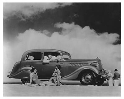 1935 Hudson Terraplane Deluxe Touring Brougham Photo ch6635