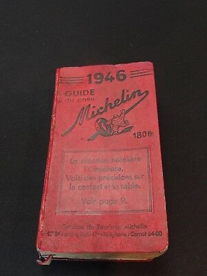 guide michelin 1946