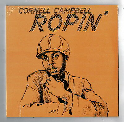 CORNELL CAMPBELL-ropin'      LP    reggae roots   (new & sealed)