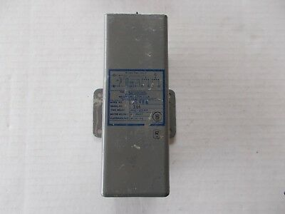 Vintage A.W. HAYDON Time Delay Relay with Turn Dial W6486
