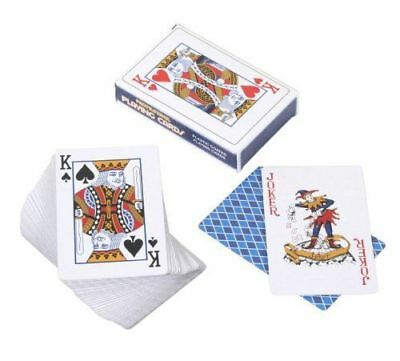 2 x PROFESSIONAL PLASTIC COATED PLAYING CARDS DECK DECKS